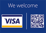 Scan to pay avec Visa