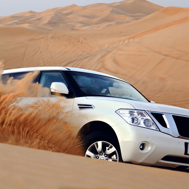 Desert, Safari, Dubai, Dune, Excursion