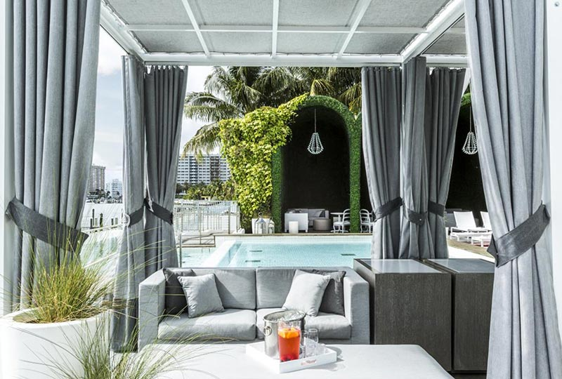 Mondrian, Miami, Biscayne, South, Beach